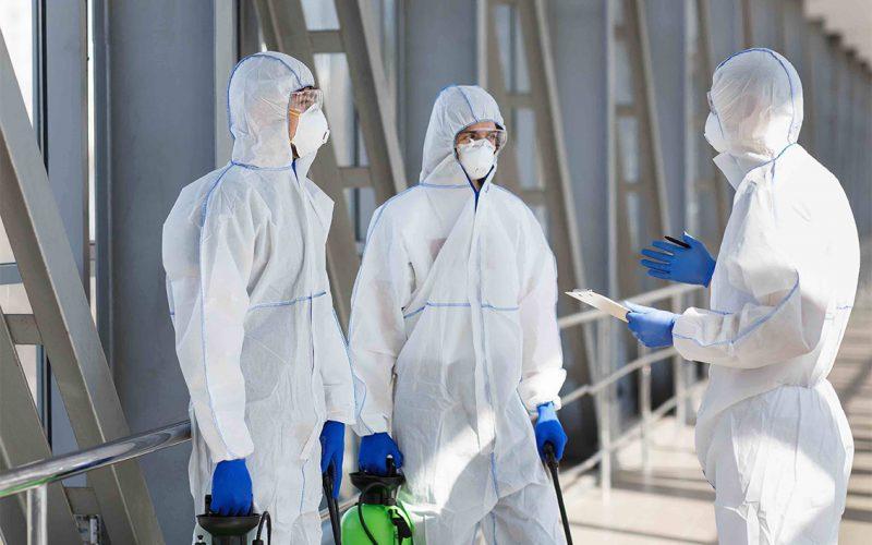 Plagas Hospitales Fumigación